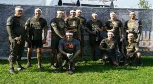Tough Mudder - Van Yard